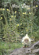 Evening Primrose Gnome, created by Alfhild Wilkes